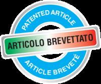 Logo Articolo brevettato